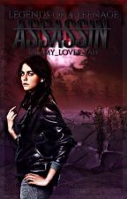Legends of a Teenage Assassin~IM5 // discontinued by sammy_loves_yah
