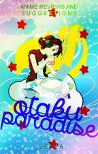 Otaku Paradise • Anime Reviews and Suggestions by _jerza