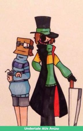 Villainous and Undertale roleplay  by Cheetahlover32251