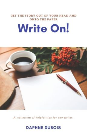 Write On by DaphneDubois