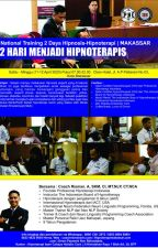 Pelatihan Hipnoterapi Makassar, 0896-1361-2972 WA by rismanaris