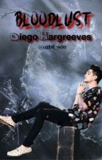 BLOODLUST || DIEGO HARGREEVES by oddball_writer