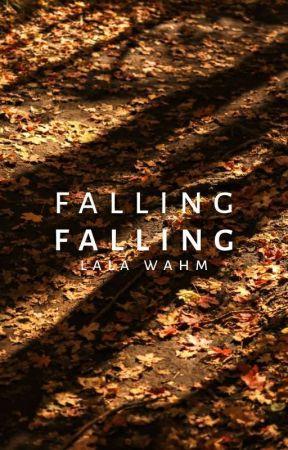 Falling Falling by lalawahm