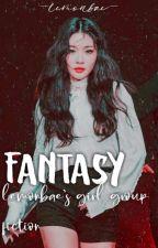 F A N T A S Y «α girl group fiction»  by -lemonbae-