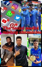 The social media mishap chronicles  by _Ahankara_