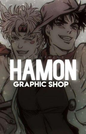 Hamon | Graphic Shop by skyorpheus