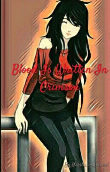 Love Is Written in Crimson (Naruto Shippuden)