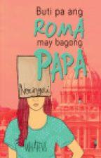 Buti Pa ang Roma, May Bagong Papa by Noringai by pandayanbookshop