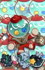 My Art book  ( Fan Art,Doodles,Emotes And Fandoms) by Malk_Time