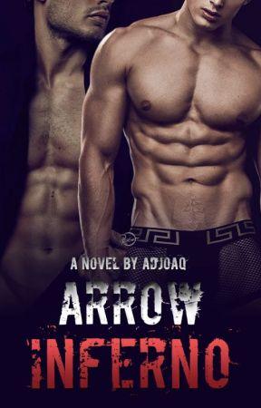 ARROW INFERNO [Man X Man] by adjoaq