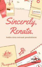 Sincerely, Renata. by noskaa
