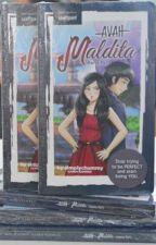 Avah Maldita Aarte Pa? by Karen Ramirez by pandayanbookshop