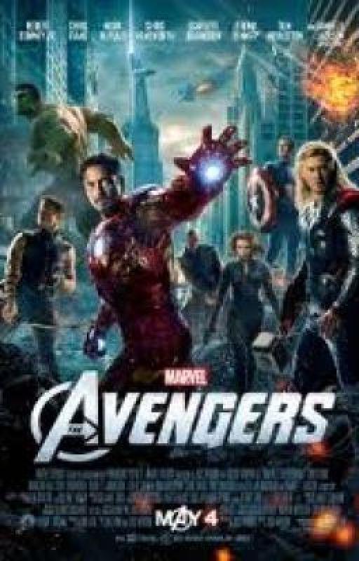 The Avengers by ElishiaMoon