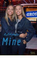 Mine| A Lisa and Lena Fanfic X FemReader  by rxc34234