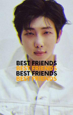 BEST FRIENDS + KIM NAMJOON by hugs_for_drugs_hoes