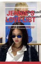 Jennie's Love List by jjconverts