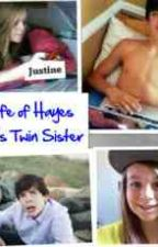 The Life of Hayes Grier's Twin Sister by JaiPhillips