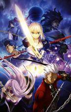 Fate/stay night: eternal oath by CGKarimi