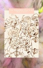 The Happiest Day's of Our Lives //BNHA// by whymszeheck
