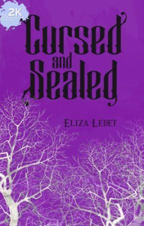 Cursed and Sealed (ONC 2020) by ElizaLedet