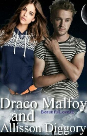 Draco Malfoy and Allisson Diggory ♡