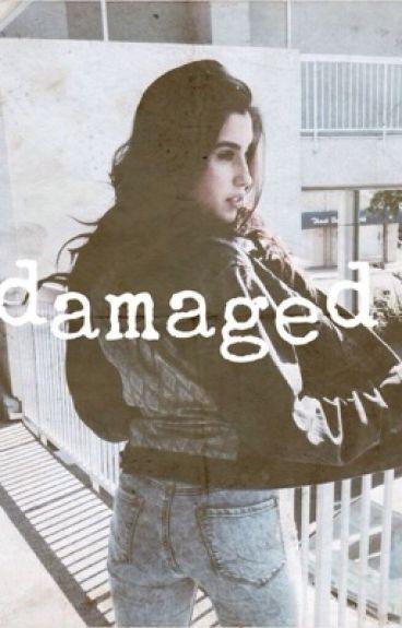 damaged ↠ camren au
