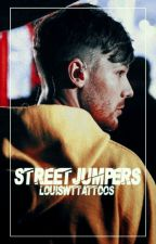 Street Jumpers. Louis Tomlison by louiswttattoos