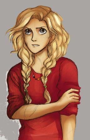 Annabeth Fan art by Annabethchase1783