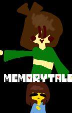 MEMORYTALE (Undertale AU) by DarkWo1f8
