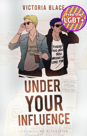 Under Your Influence (bxb) by abusiveblueberries