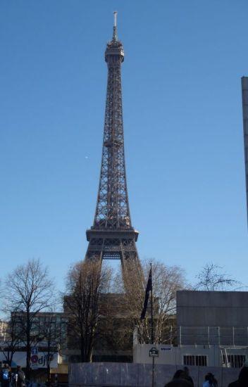 Deux Québécois en vadrouille à Paris