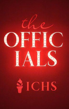 ICHS OFFICIALS  by ICHS-OFFICIAL