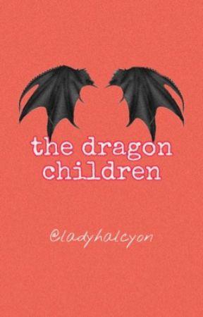 The Dragon Children by ladyhalcyon