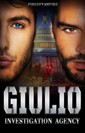 Giulio *Investigation Agency 4* by VallyLaPigna