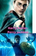 Harry Potter at Camp Half-Blood by EmpressLilyana