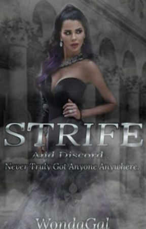 Strife   Fated Four: Book 5 by WondaGal