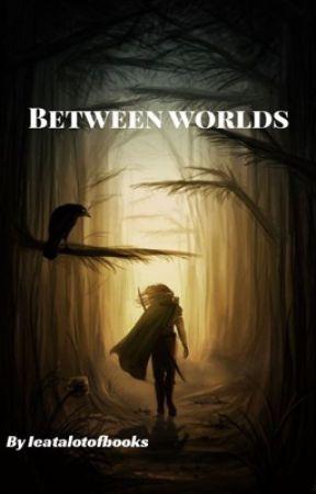 Between worlds  by ieatalotofbooks