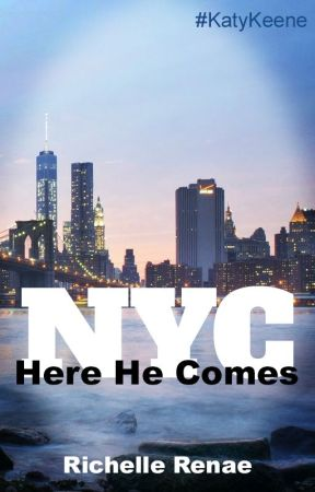 NYC Here He Comes by richellerenae