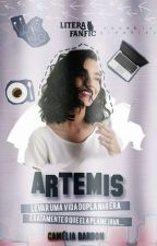 Artemis by cameliabardon