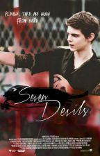 Seven Devils- Peter Pan/Robbie Kay by DanielaMAguilar