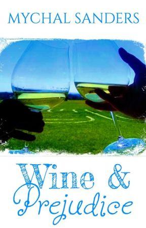Wine & Prejudice by myawritesthings