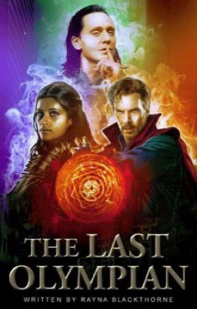 THE LAST OLYMPIAN ▷ Loki Laufeyson And Stephen Strange by faithrewarded