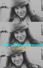 Harry Styles Preferences by wittylou