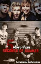 More than 5 Seconds Of Summer《Dutch 5SOS fanfiction》 by ZoeIrwinx