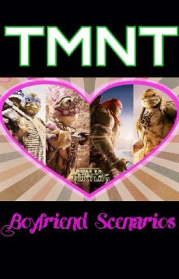 TMNT Boyfriend Scenarios!