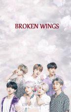 BTS - Broken Wings by mamameiko