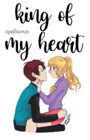 King Of My Heart (Reverse Falls/ Dipcifica/ DipperXPacifica) by squishiipeeps