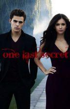 One Last Secret by merimevedere
