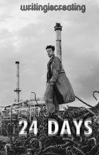 24 Days - H.S - AU - A REESCREVER by writingiscreating