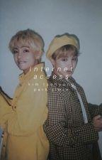 Internet Access | 𝐕𝐌𝐈𝐍 by winterbearwrites
